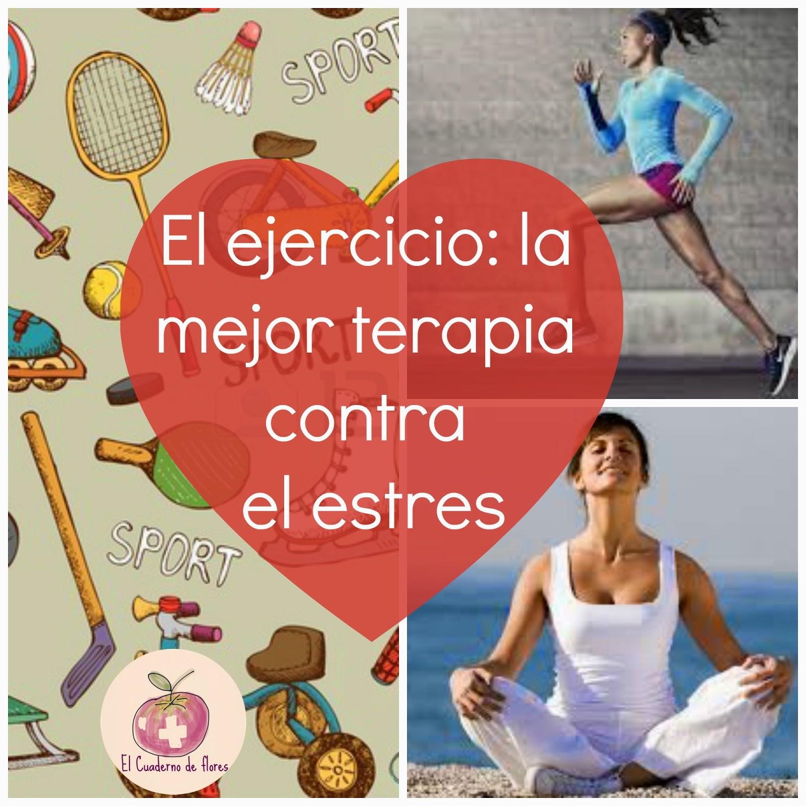 El ejercicio es la mejor terapia contra el estrés